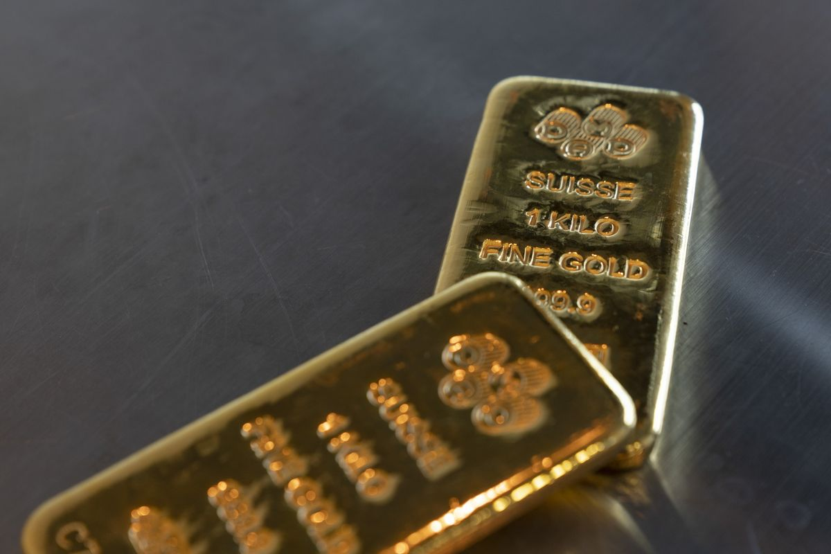 Quant Hedge Fund Taps Into Inflation Fears With New Gold Shares