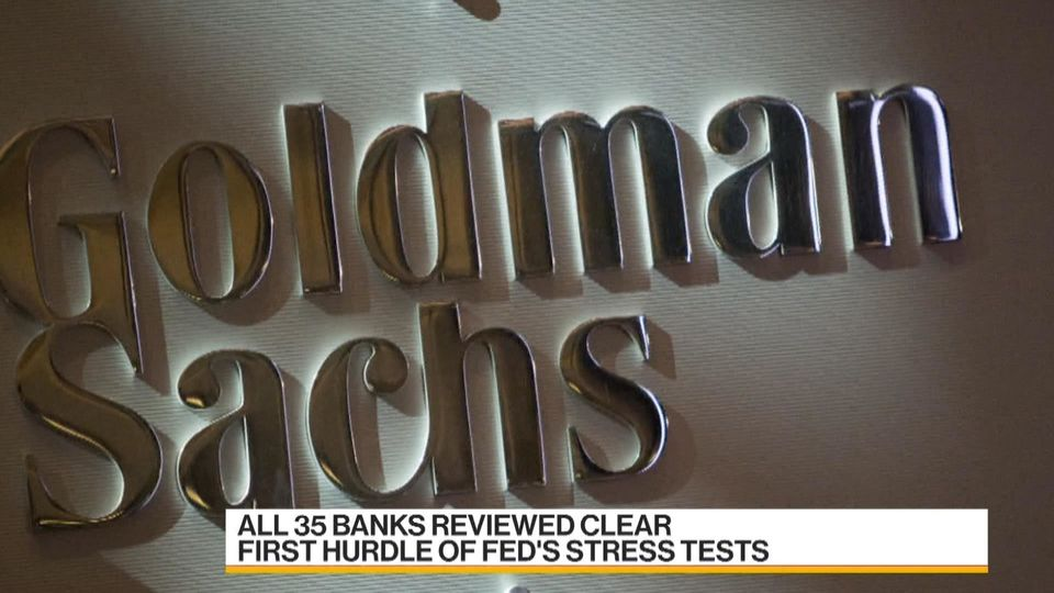 Goldman Morgan Stanley Say Test Scores May Not Curb Payouts Bloomberg