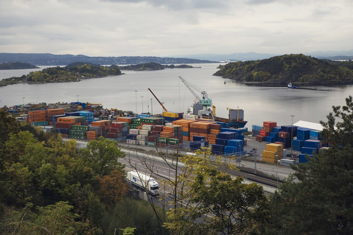 Norway's Wealth Fund Returns Record $180 Billion in 2019