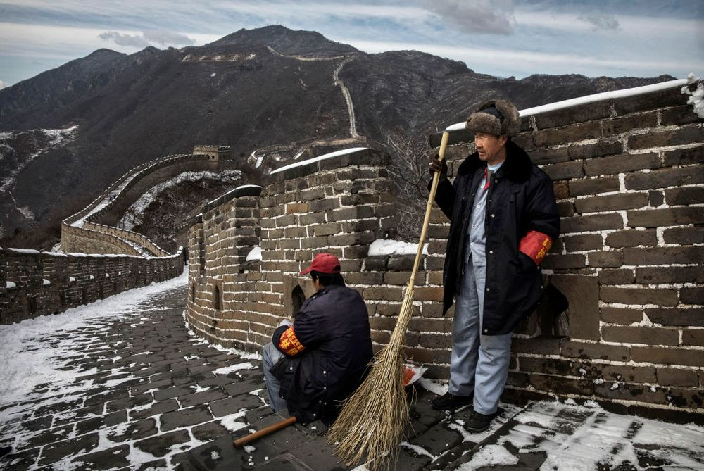 China Built a Big, Beautiful Wall, Too. It Failed.