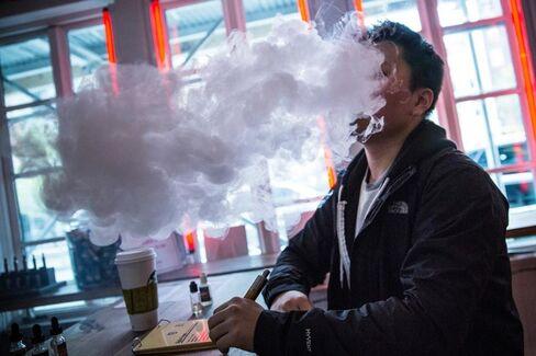 Big Tobacco Keeps Pushing Into E-Cigarettes