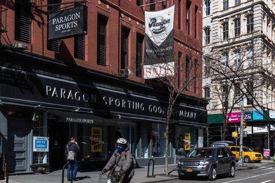 New York's Paragon Sports Fights to Keep Going After Mass Layoff
