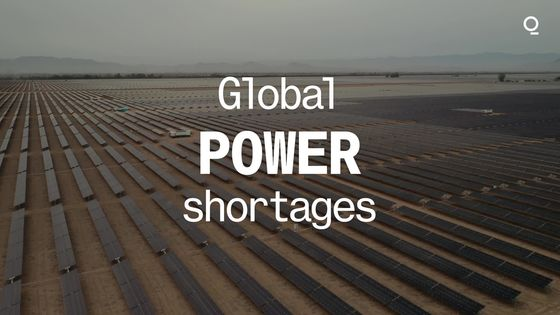 Global Power Grids Pushed to Breaking Point