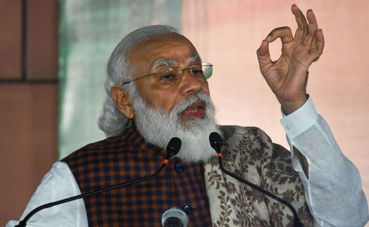 Indian States Hurt by Modi Government's Failures, Badal Says