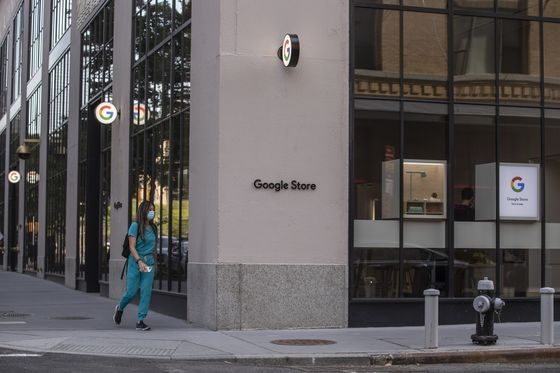 Google to Open First Retail Store Steps Away From Apple in NYC