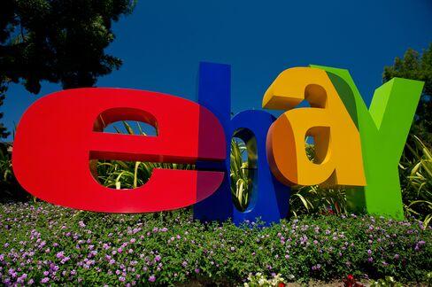 EBay Puts at Record as Confidence Falls Before Holidays
