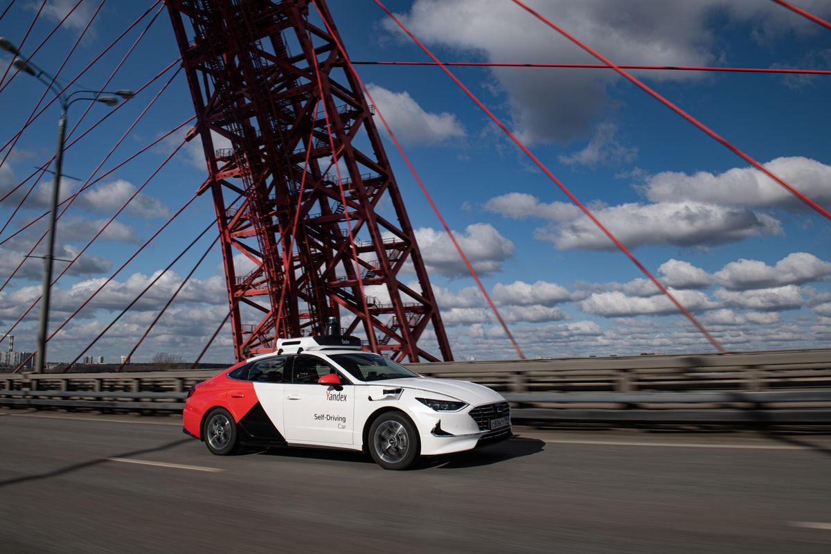 Russia's Yandex Aims to Double Self-Driving Fleet With Hyundai