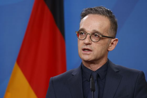 Germany's Maas Chides Trump, Urges All U.S. Votes Be Counted