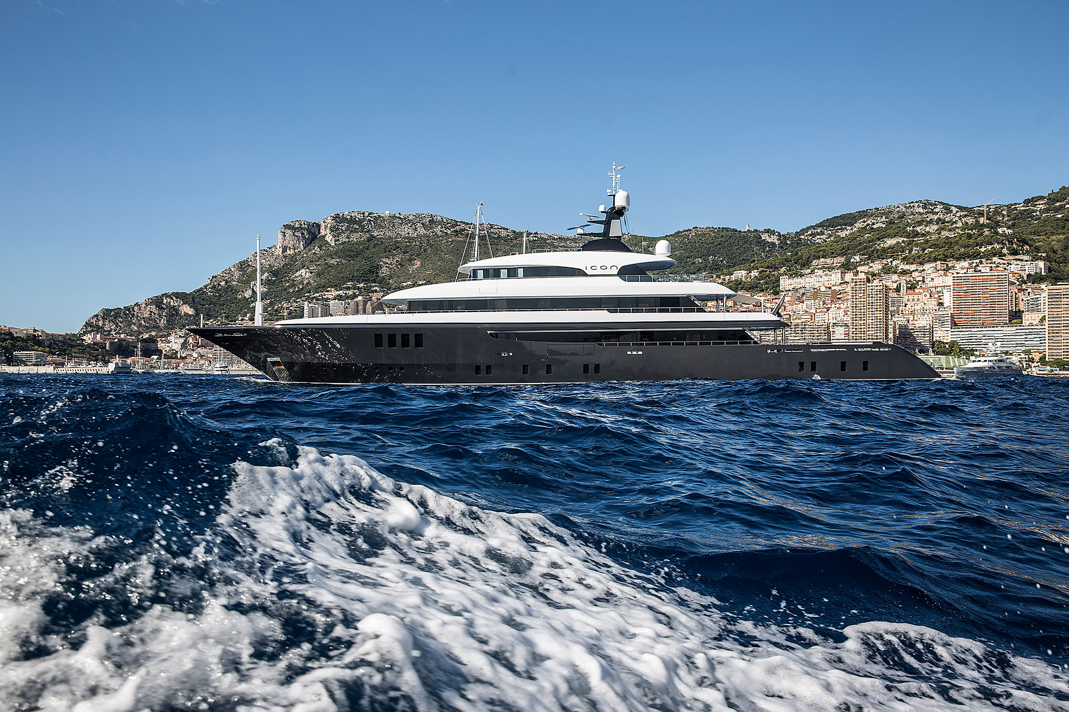 aboard the million dollar per week superyachts at the monaco yacht