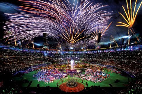 London's Paralympics: A Tough Sell in the U.S.