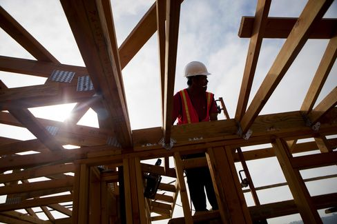 Homebuilder Confidence in U.S. Jumps to Highest Level Since 2005