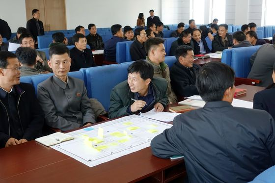 Entrepreneurs in North Korea? Not as Rare as You Would Think