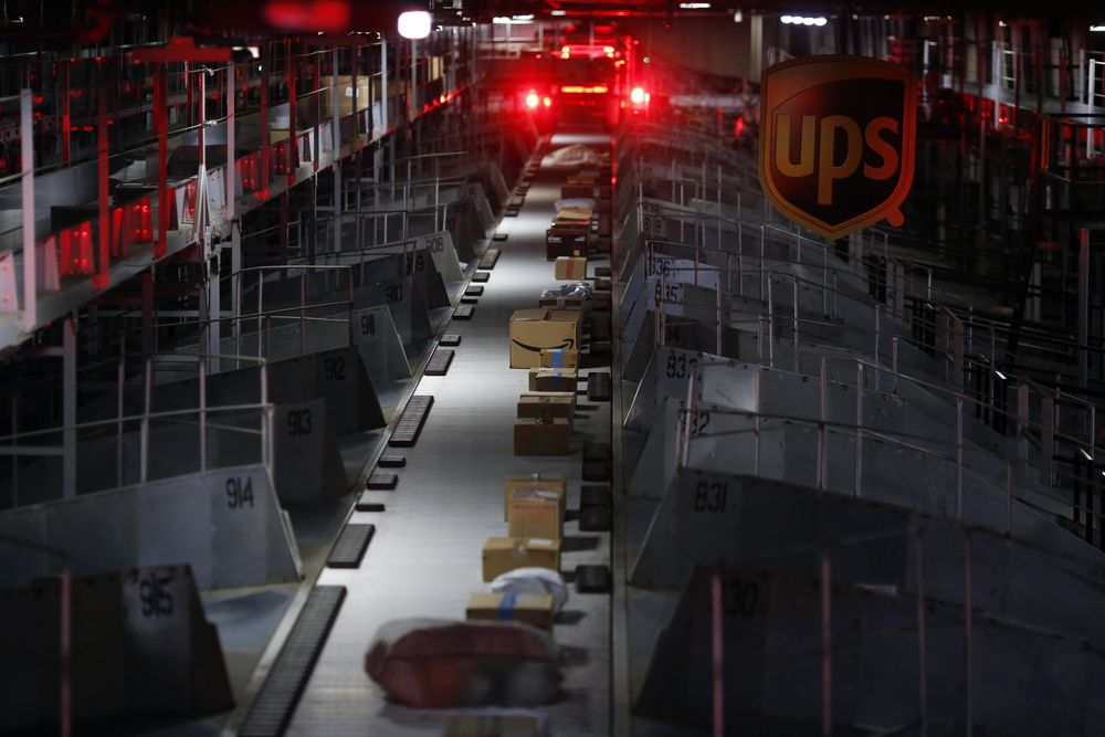 UPS's $7 Billion-a-Year Spending Spree Reaches a Moment of Truth