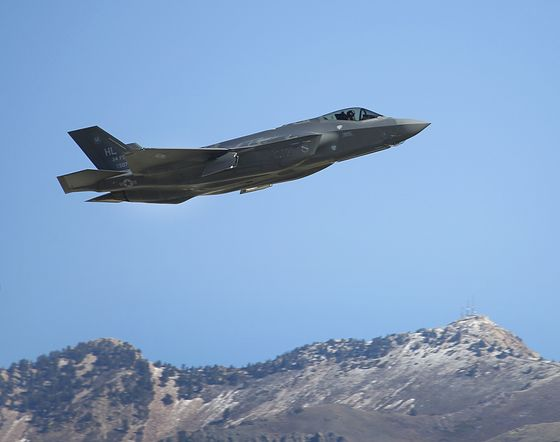 Japan Plans to Buy New F-35 Stealth Fighters