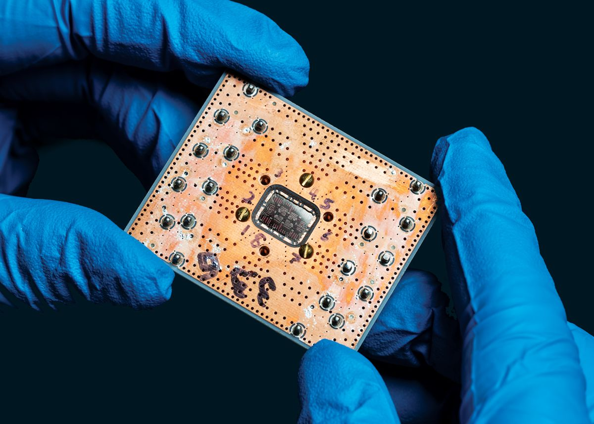 Quantum Computing Might Be Here Sooner Than You Think - Bloomberg