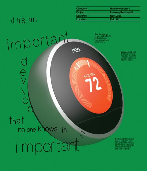 Reinventions: Nest Learning Thermostat