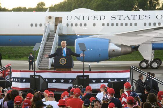 Trump Warns Pennsylvania Voters Biden Would Destroy Energy Jobs