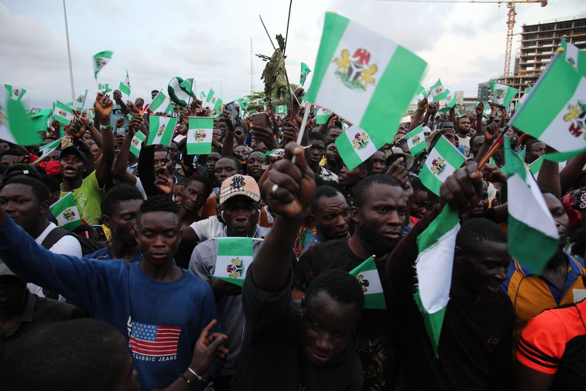 This Is Why the Young Protesters in Nigeria Are So Angry