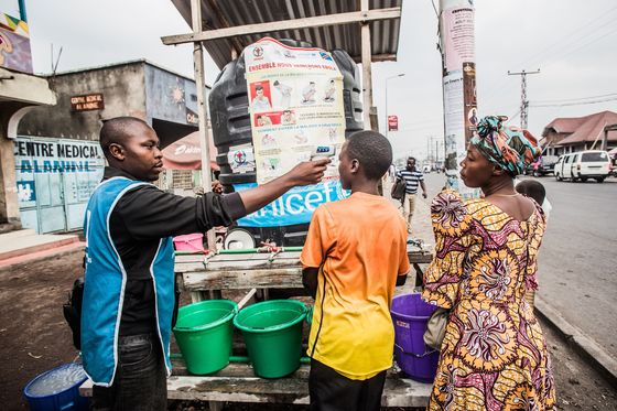 Pandemic Bonds Paying 11% Face Their Limits in Ebola-Hit Congo