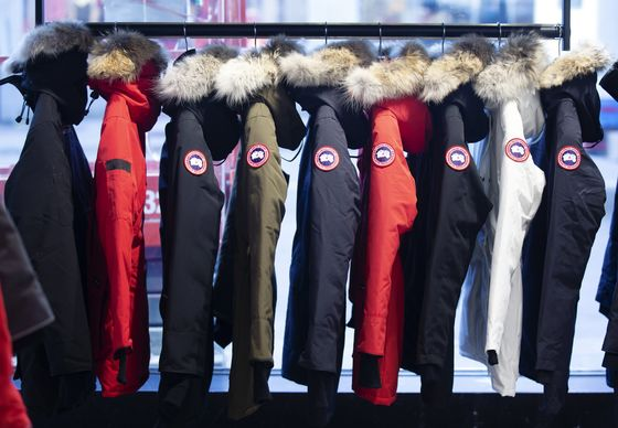 Canada Goose Takes on Chinese Market More Used to Fake Parkas