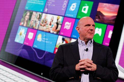 Microsoft: Fourth-Mover Status
