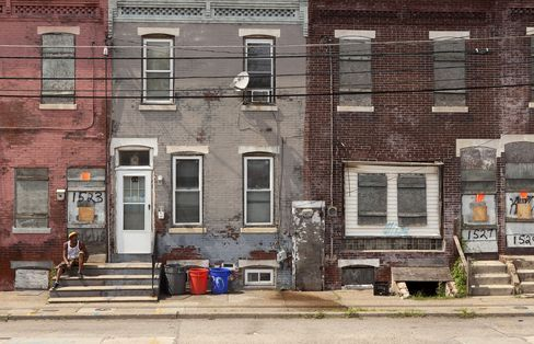Vacant-House Fakery Reborn as Cleveland to Camden Combat Blight