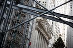 Trading On The Floor Of The NYSE As Stocks Rise, Bonds Fall on Trade Truce
