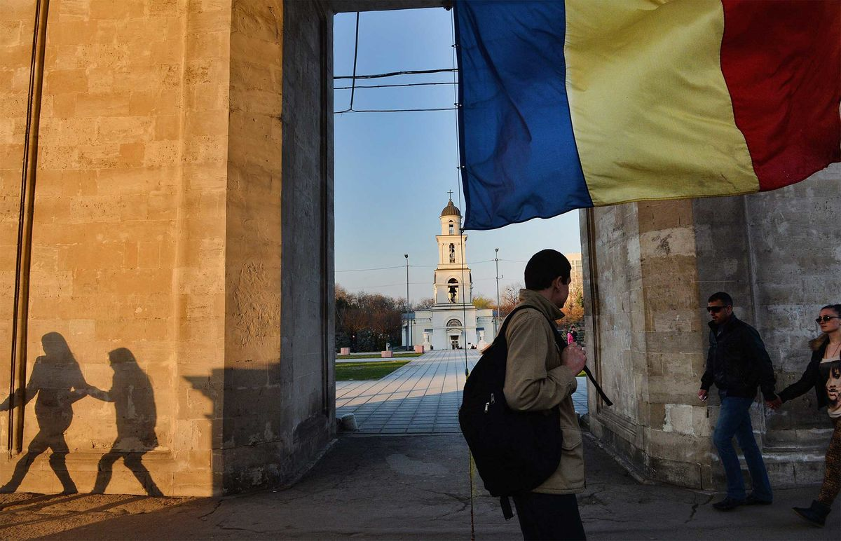 Moldova Grudge Could Cost U.K. Access to $1.7 Trillion Projects