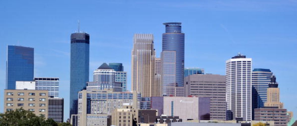 minneapolis is