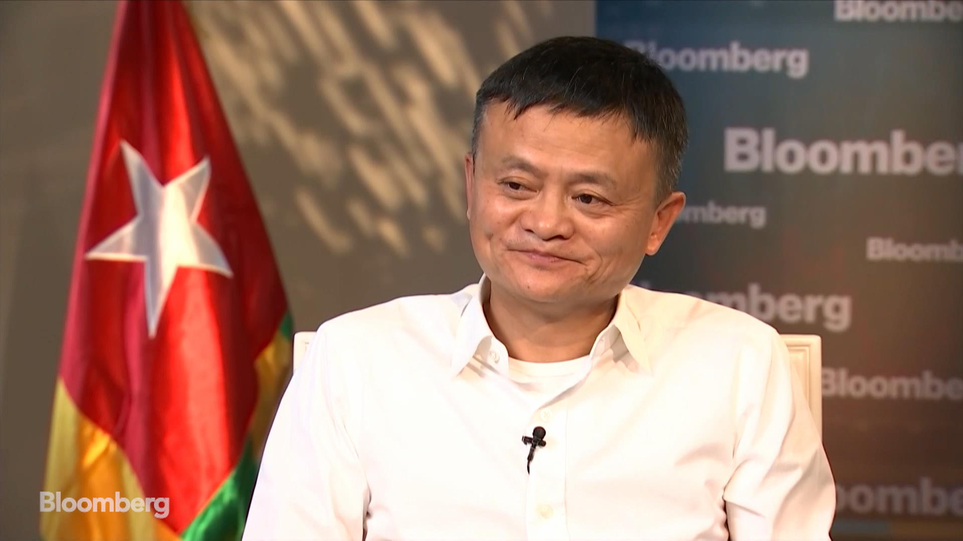 Jack Ma on Helping Entrepreneurs in Africa, U.S.-China Trade War, Alibaba Listing Ant Financial