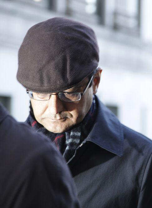 Former McKinsey & Co. Director Anil Kumar