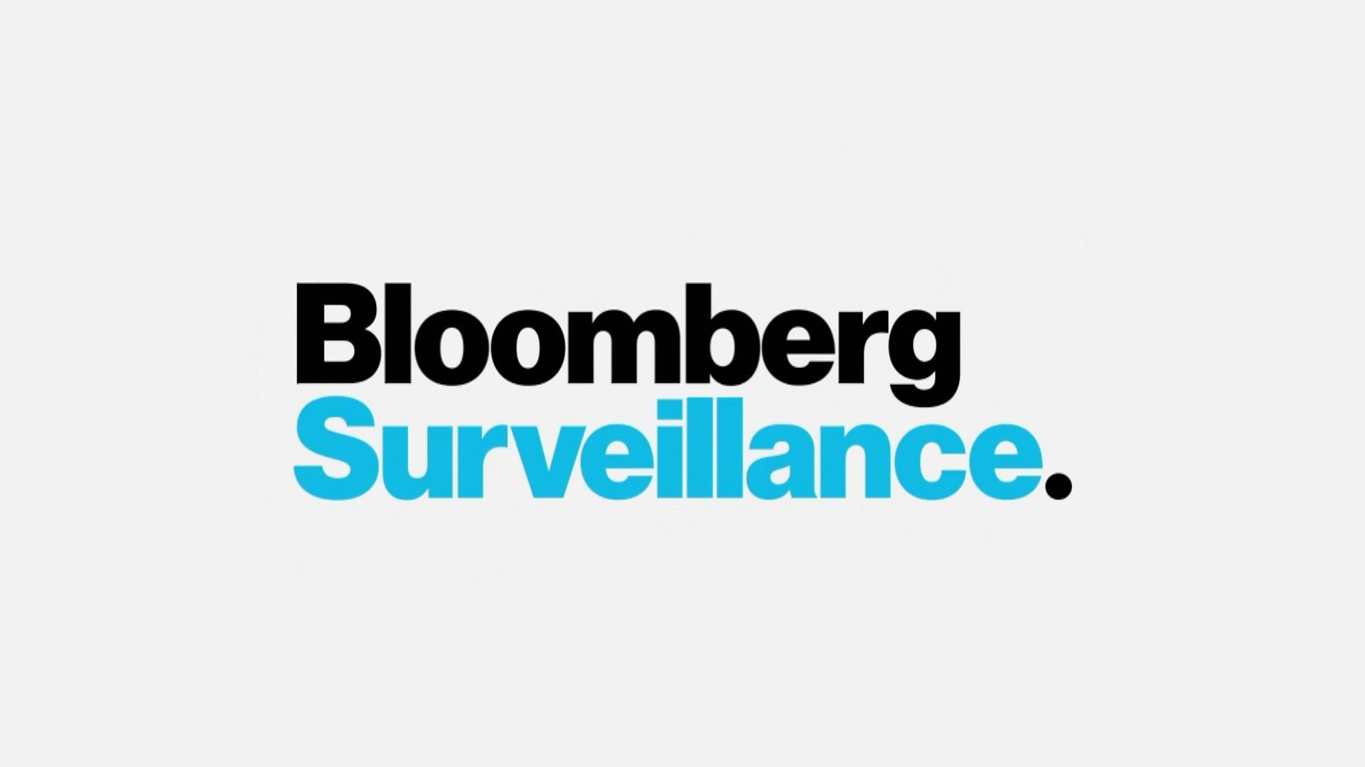 Bloomberg Surveillance' (08/02/2019) - Bloomberg