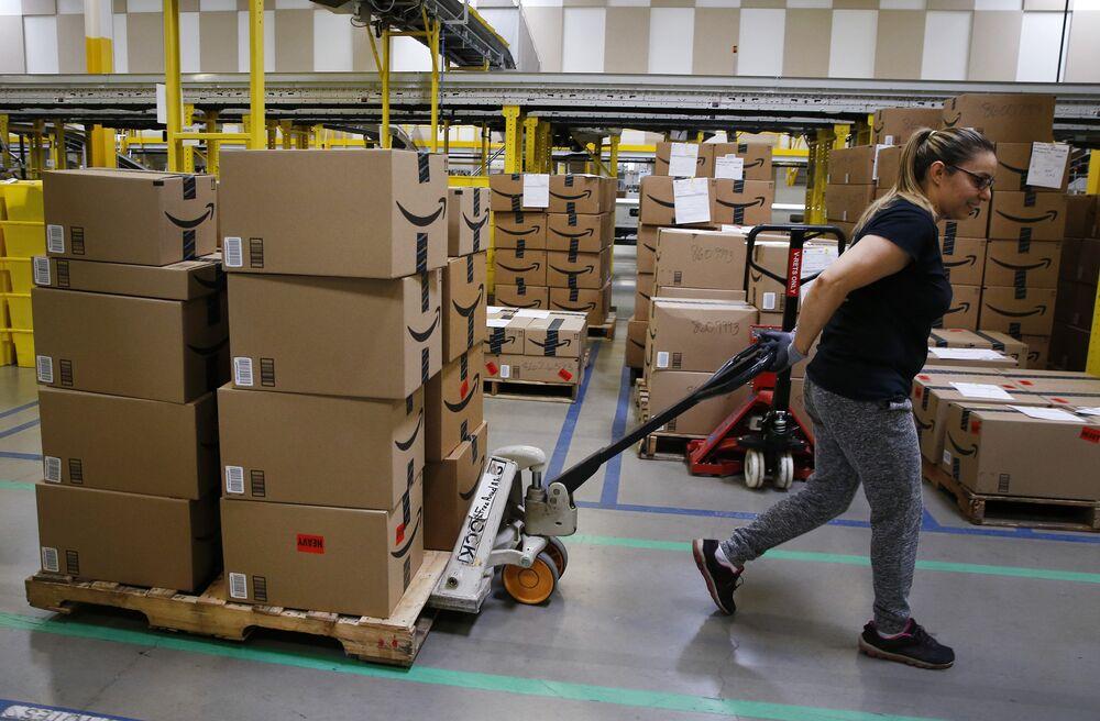 Amazon Is Defined by Billions