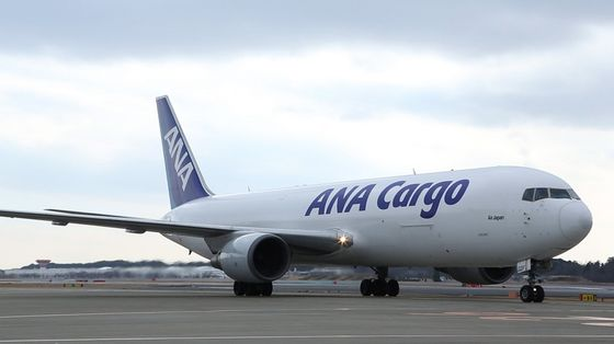 ANA Sees Global Chip Shortage as Good Cargo Opportunity in 2021