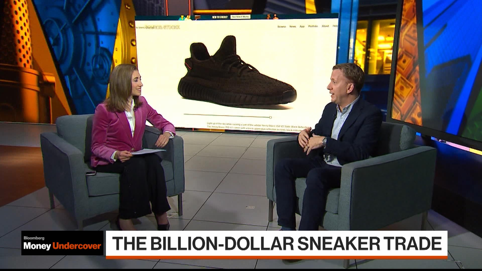 China's Sneakerheads Chase 6,600% Returns Flipping Air