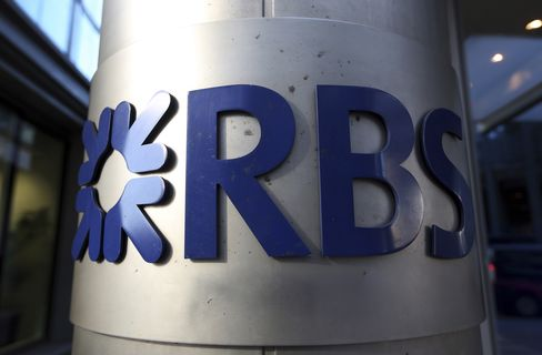 RBS Says Santander Drops 1.7 Billion-Pound Purchase of Branches