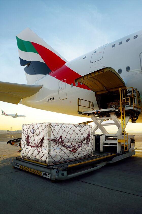 Emirates Presses Idled A380 Superjumbos Into Cargo Duty