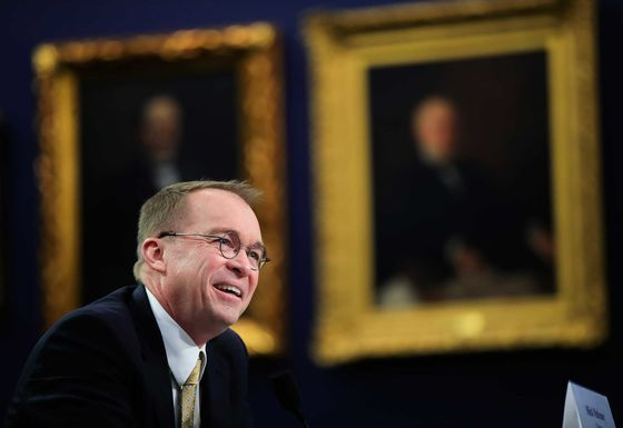 Mick Mulvaney Is Having a Blast Running the Agency He Detests
