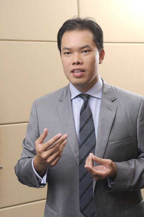Hong Leong Asset Management CEO Geoffrey Ng