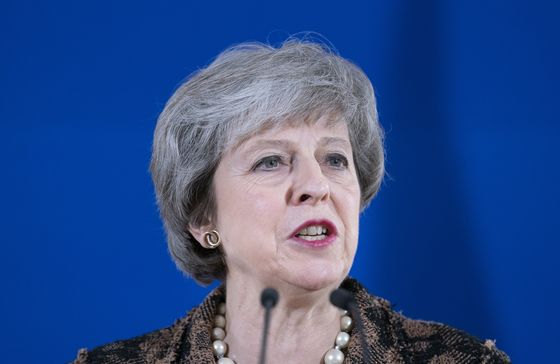 May Pushes Back AgainstParliament Vote on Brexit Options