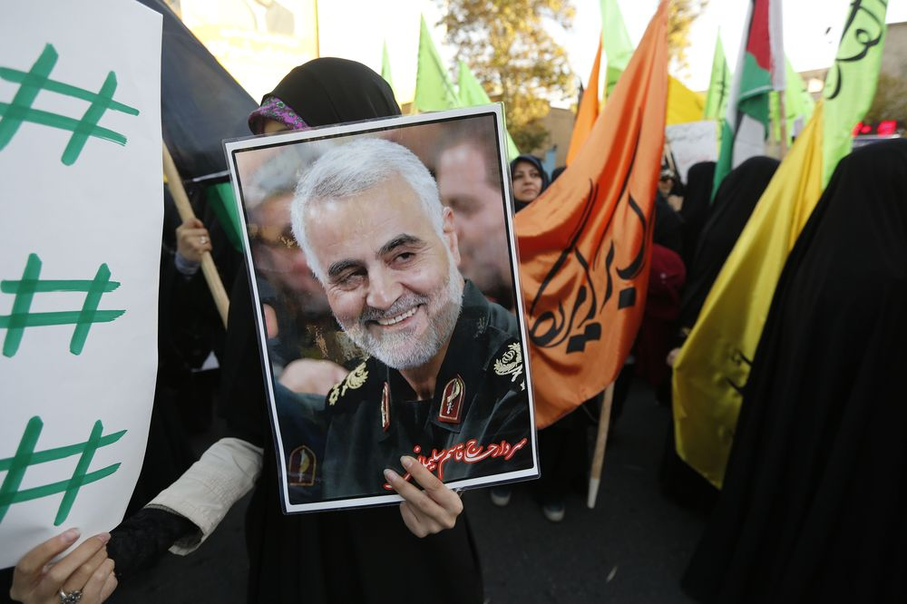 Image result for soleimani