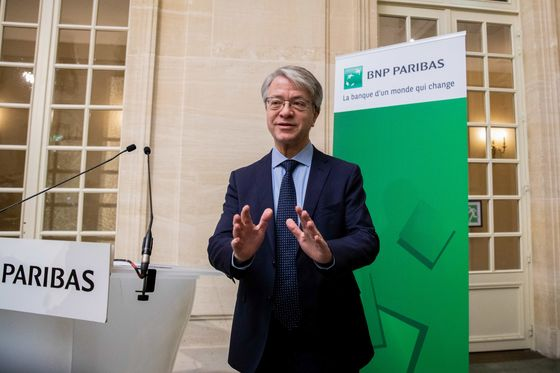 BNP Paribas Fixed-Income Trading Jumps