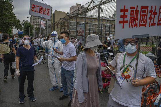 Beijing Shuts Schools to Stem Virus as Cases Spread Beyond City