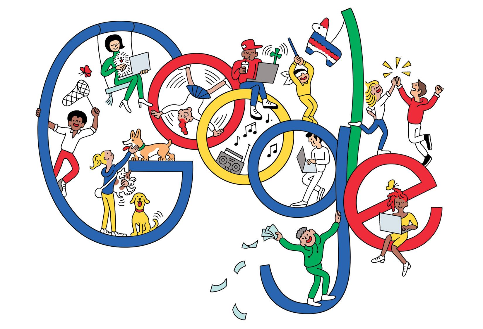Google's Self-Help Book