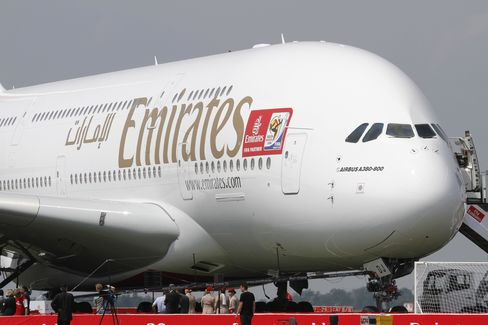 Emirates' A380 Awaits India Approval
