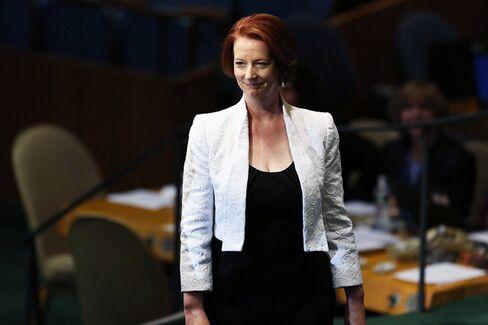 Gillard's Picture of Sexism, Misogyny Looks Familiar