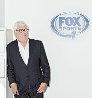 David Hill, CEO, Fox Sports