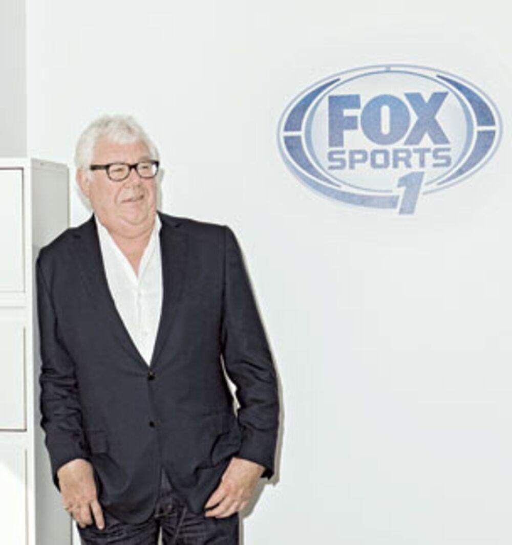 Fox Sports 1's Strategy vs  ESPN: 'Jockularity' - Bloomberg