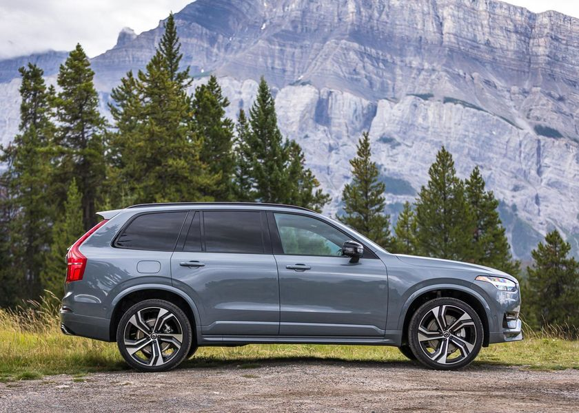 relates to The Volvo XC90 Is the Most Stylish SUV You Can Buy Today