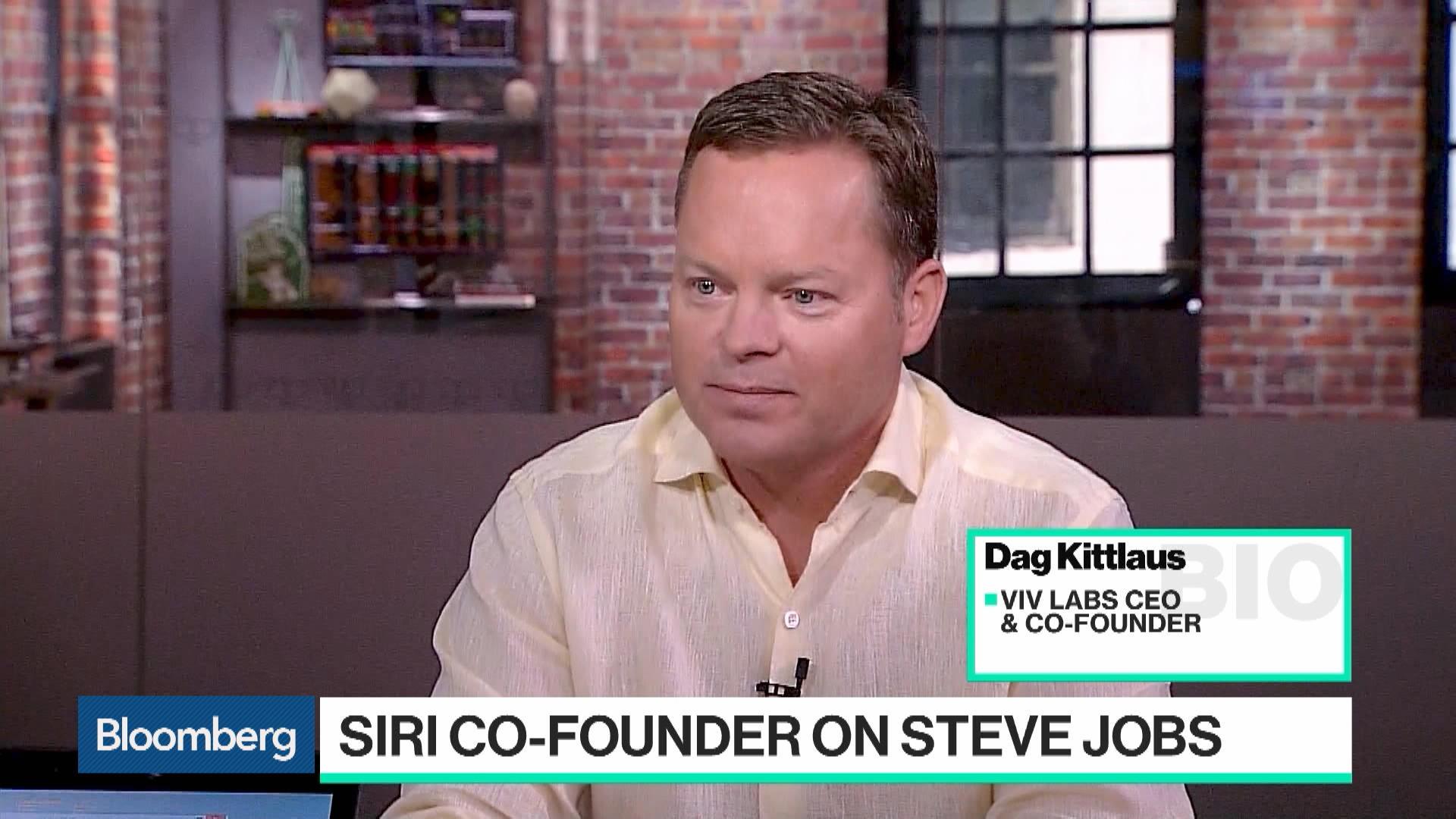 Siri Co-Founder Says Steve Jobs Was 'Relentless'